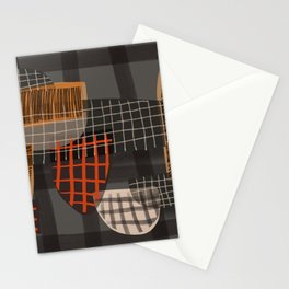 Grids 1 Stationery Cards