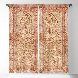 Hereke Northwest Anatolian Silk Rug Print Blackout Curtain