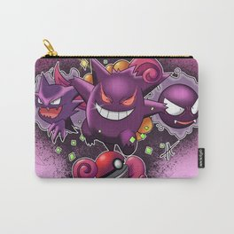 Gastly Evolution Fan Art Carry-All Pouch