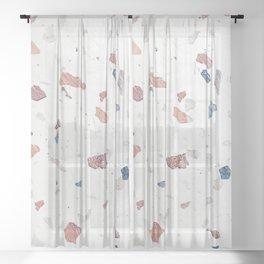 TERRAZZO - Light Sheer Curtain