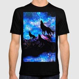 Wolf Trio T-shirt