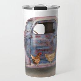 The Flock Spot Travel Mug