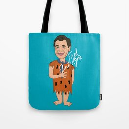 Fred Flintrogers Tote Bag