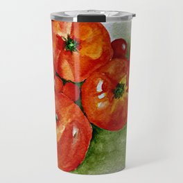 Garden Tomatoes Travel Mug