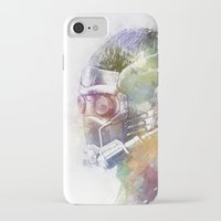 star lord iPhone & iPod Cases featuring Star-Lord by NKlein Design