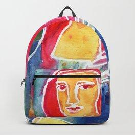 Mona Lisa Backpack