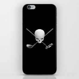 Fairway to Hell iPhone Skin