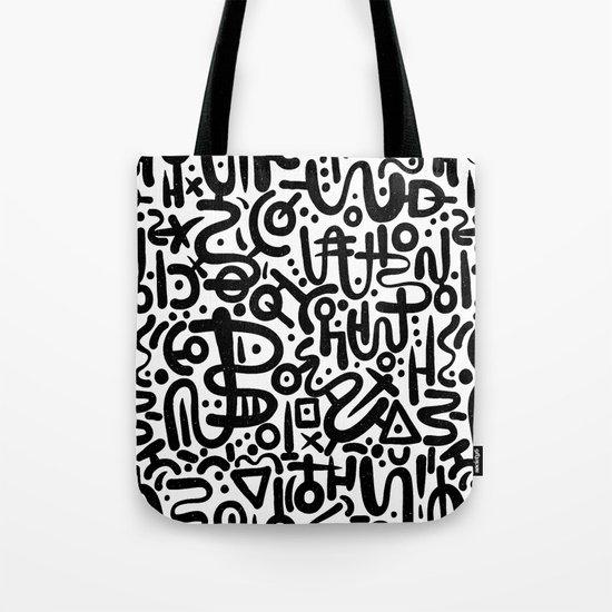 ABSTRACT 0015 Tote Bag