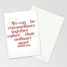 Extraordinary Stationery Cards