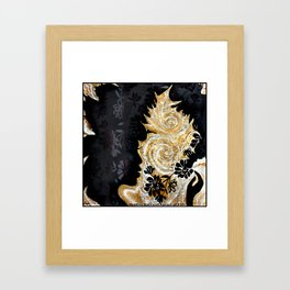 Mother Natural Aroma Of Life Framed Art Print