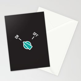 Measuring switch with new modern design  Stationery Cards