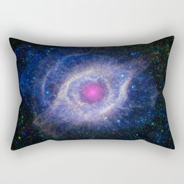 The Helix Nebula Rectangular Pillow