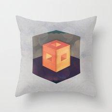 Pixel Throw Pillow