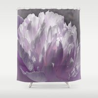 romance Shower Curtains featuring Romance by Lena Photo Art