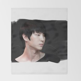 Leo - VIXX Throw Blanket
