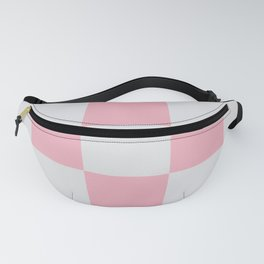 Genuine Girly Checker Lampades Fanny Pack