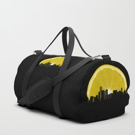 super lemon Duffle Bag