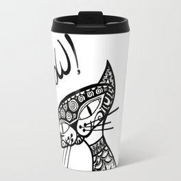 Miaow! Travel Mug