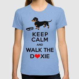 Walk the Doxie T-shirt