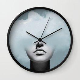Nebulose Wall Clock