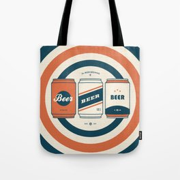 The Beer Brewing Company - Red Tote Bag
