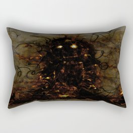 Revenant of a Childhood Toy Rectangular Pillow