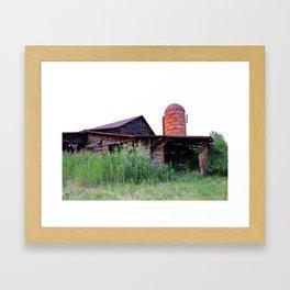 Country Side Framed Art Print