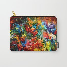 modern composition 09 by rafi talby Carry-All Pouch