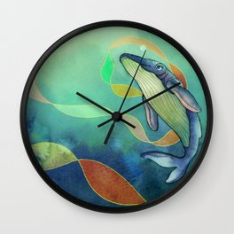 Shy's Song Wall Clock