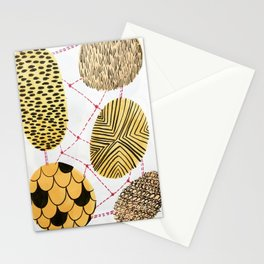 Honey Orbs Stationery Cards