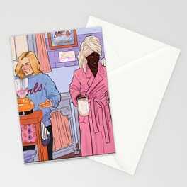 90's memories Stationery Cards
