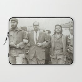 Che Guevara, Fidel Castro and Revolutionaries Laptop Sleeve