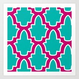 Moroccan Art Print