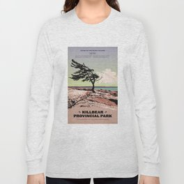 Killbear Provincial Park Long Sleeve T-shirt