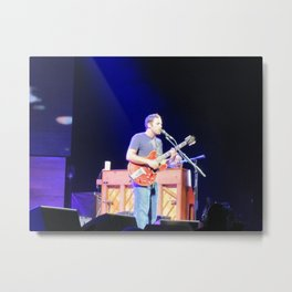 Jack Johnson Virginia Beach Metal Print
