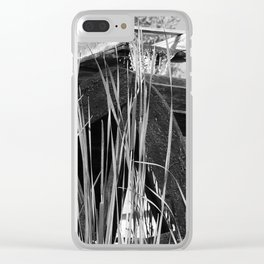 Waterwheel Clear iPhone Case