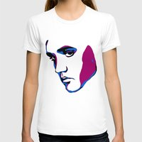 elvis T-shirts featuring ELVIS by HAUS OF DEVON