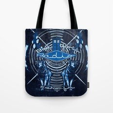 Bad Wolf Radio Tote Bag