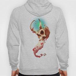 Horned Skull Hoody