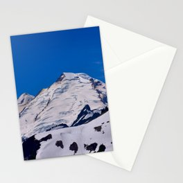 Mt Baker Springtime Stationery Cards