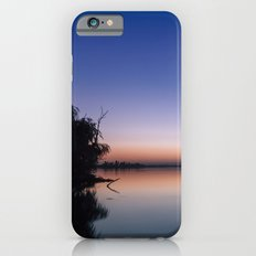 Sunset at the lake. iPhone 6s Slim Case