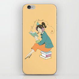 Love to Read iPhone Skin