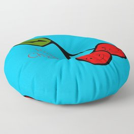 Nice Cherries Floor Pillow