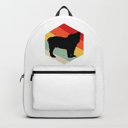 Pug graphic For Dog Lovers Cute Dog Backpack