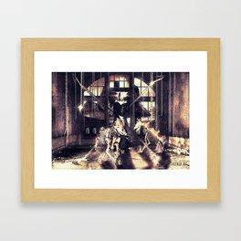 Poster - Gwylgi Framed Art Print