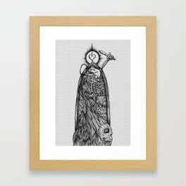 The Allegory of the Cave Framed Art Print