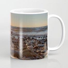 Majestic Beach Sunset Coffee Mug