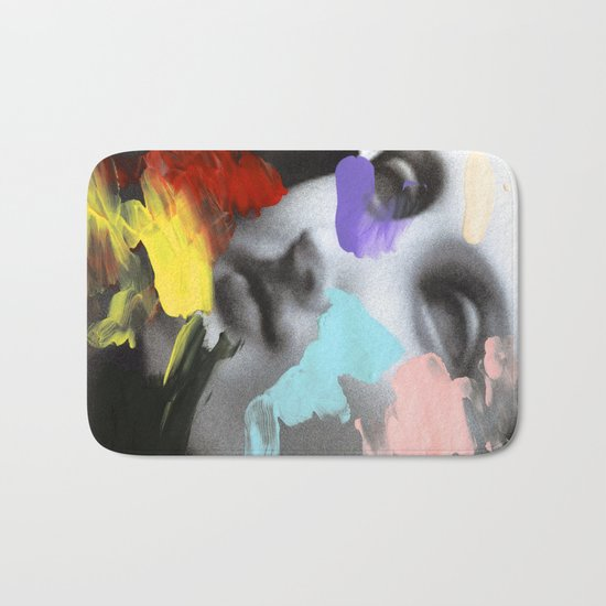 Composition 458 Bath Mat