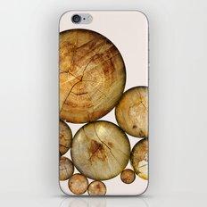 Wood Wood 1 iPhone & iPod Skin