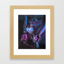 On the Other Hand 2 Framed Art Print